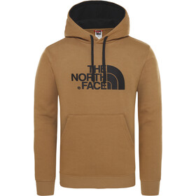 The North Face Drew Peak Pullover Capuchon Trui Heren, british khaki